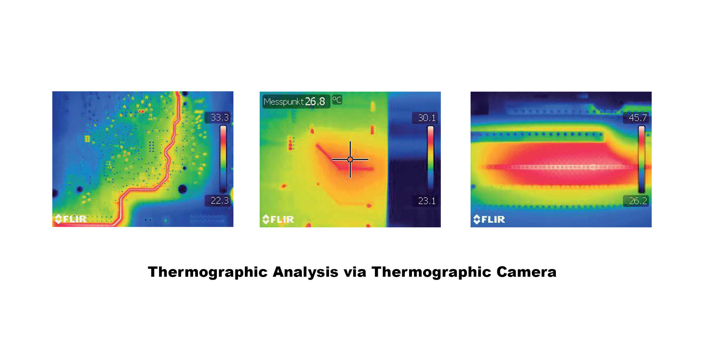 thick copper thermographic